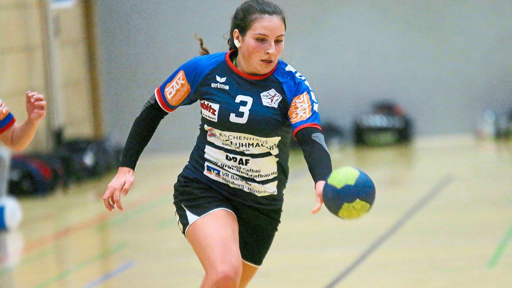 Handball: Die HSG-Mädels gehen allesamt leer aus - Handball - Schwarzwälder Bote