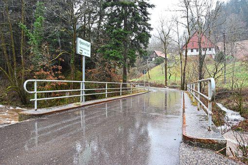 187840 Euro kostet die Erneuerung der Brücke Vor Hunsel. Dafür gibt's einen Zuschuss von 64000 Euro.  Foto: Sum Foto: Schwarzwälder Bote