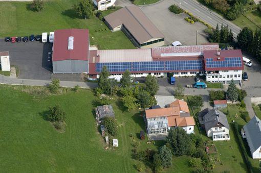 Das Firmengebäude der Schlemmer Metallbearbeitung in Deilingen.  Fotos: Schlemmer Foto: Schwarzwälder Bote