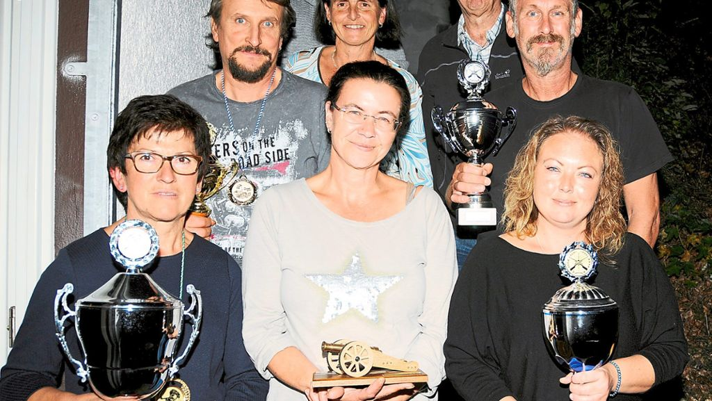 Hornberg: Hornberg hat Schützenkönigin - Schwarzwälder Bote - Schwarzwälder Bote