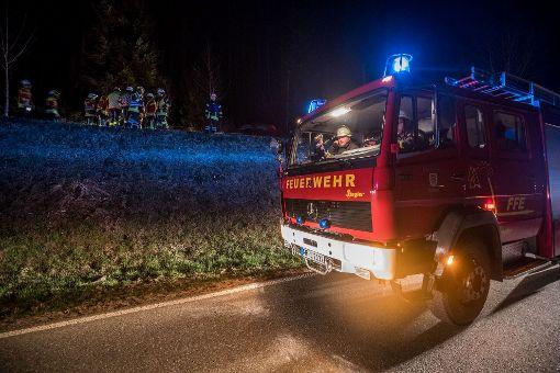 Am Vormittag und in der Nacht musste die Vöhrenbacher Feuerwehr zu gemeldeten Bränden ausrücken. Für beide Feuer waren die Kameraden aus Eisenbach zuständig.  Foto: Eich