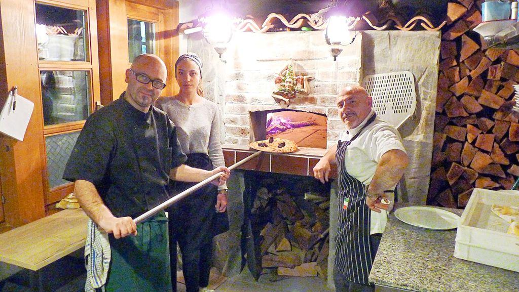 Schramberg: Francesco Infantone eröffnet Spunden - Schwarzwälder Bote - Schwarzwälder Bote