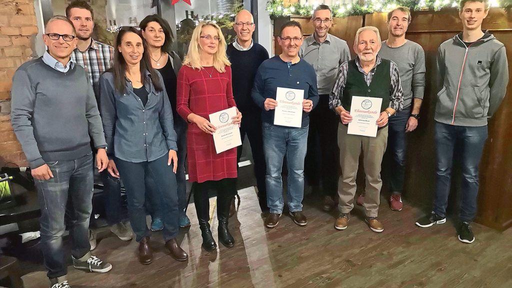 Albstadt: Mitglieder blicken auf breit gefächerte Aktivitäten zurück - Albstadt - Schwarzwälder Bote