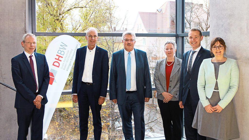 Villingen-Schwenningen: Neue Spitze für Hochschulrat - Villingen-Schwenningen - Schwarzwälder Bote