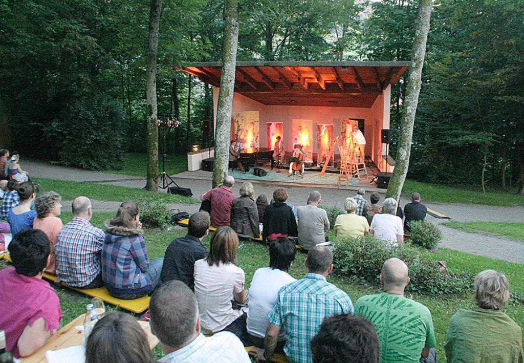 Offenburg Nohocker Party In Zell Offenburg Schwarzwälder Bote