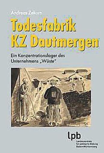 Das Buch ist bei der Landeszentrale für politische Bildung zu erhalten.   Foto: Privat Foto: Schwarzwälder Bote