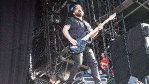 Skindred rocken Green Stage