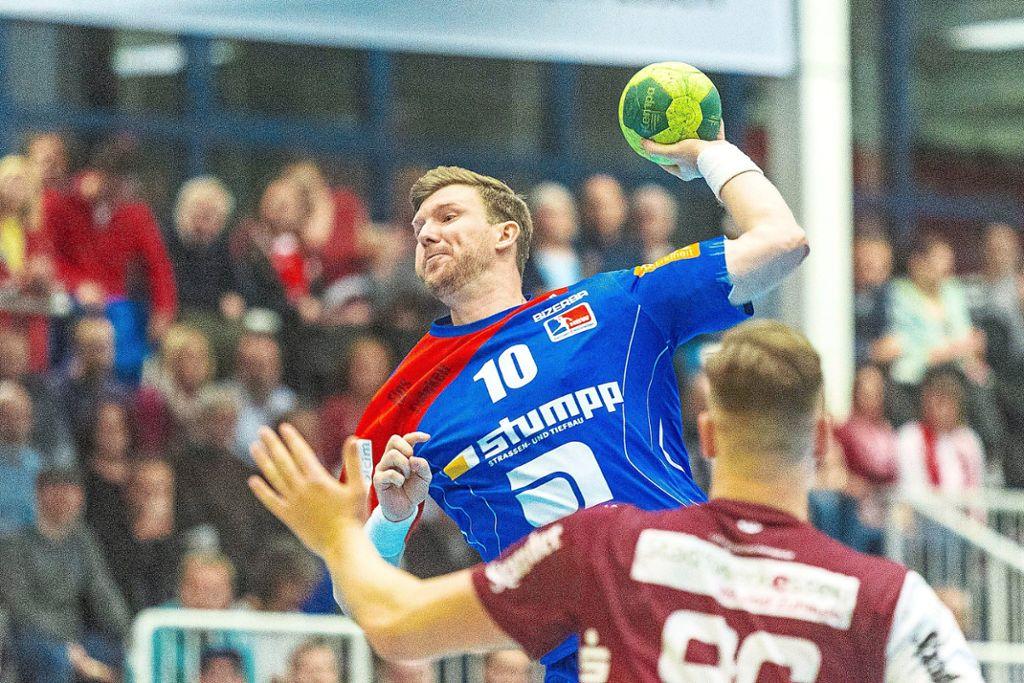 Handball Hbw Burkle Will Etwas Runterbrennen Handball
