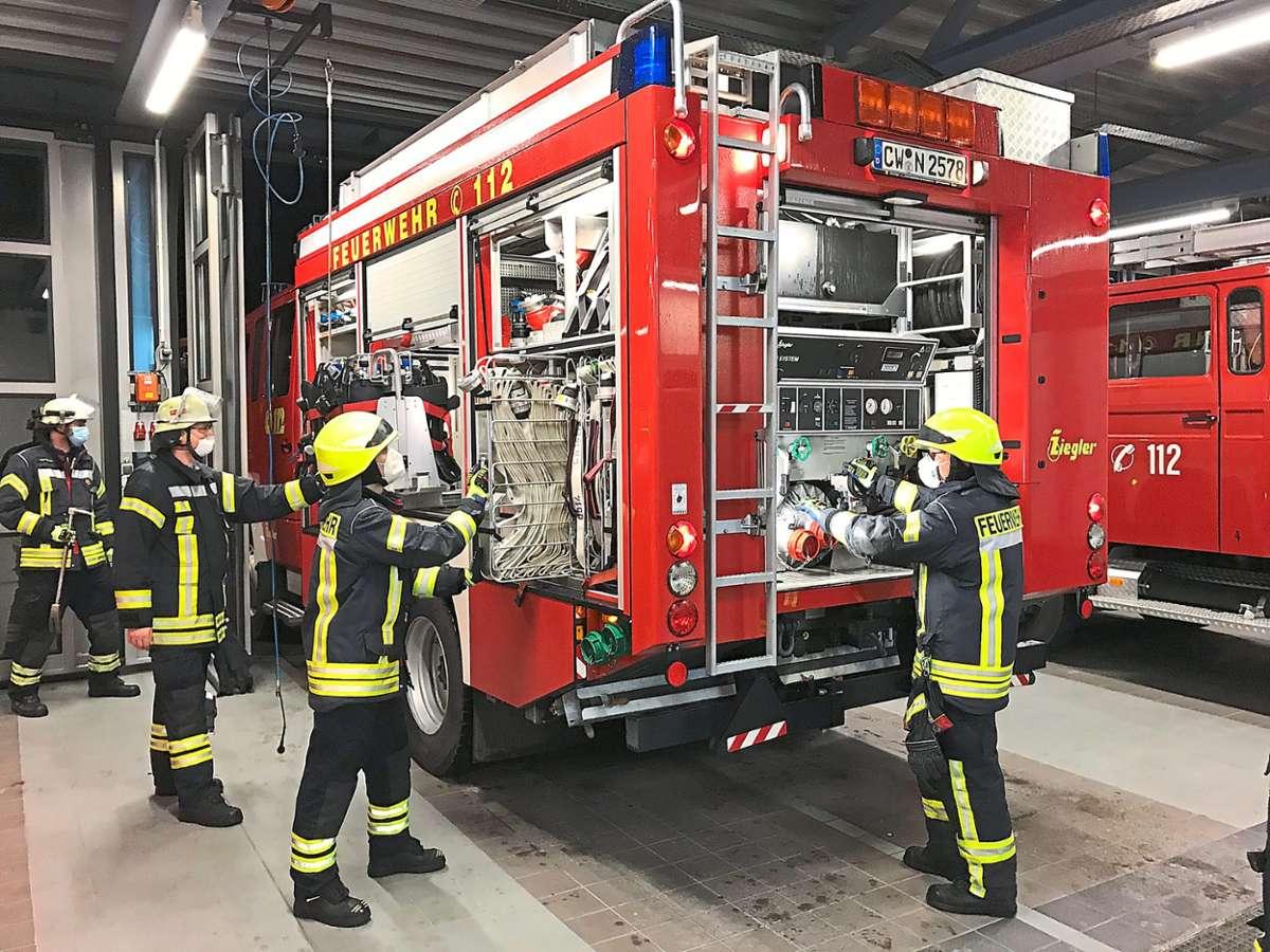 Aktive Feuerwehrleute gesucht