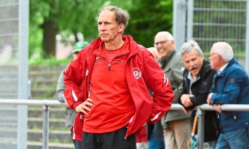 Reiner Scheu hört nach Ablauf der Saison als Trainer beim FC Bad Dürrheim auf. Foto: Morat