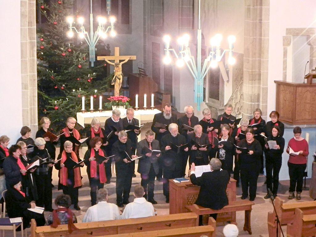 Sulz a. N.: Weihnachtslieder aus ganz Europa - Sulz a. N ...