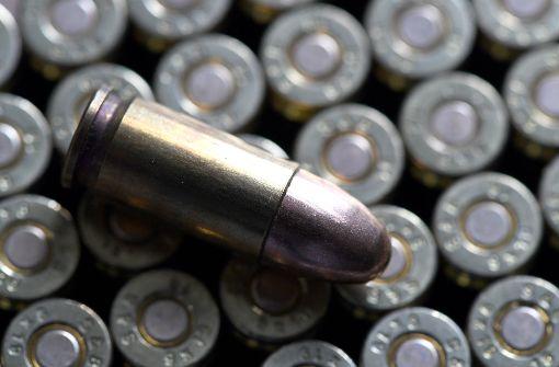 Keine Schusswaffenmunition in Lahr. Foto: dpa