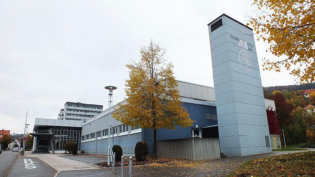 Albstadt: Wo liegt denn nun die Zollern-Alb-Halle? - Albstadt - Schwarzwälder Bote