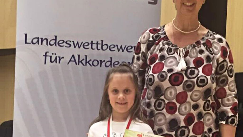 Baiersbronn: Zweiter Platz für Leni Lumpp - Baiersbronn - Schwarzwälder Bote