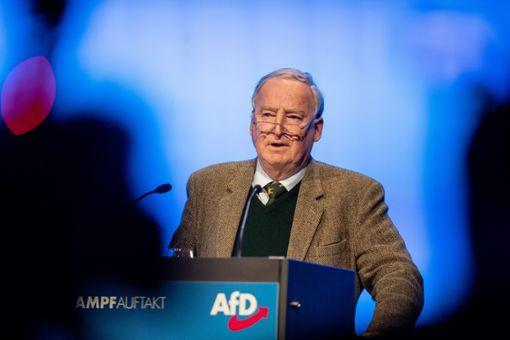 AfD-Partei- und Fraktionschef Alexander Gauland hat die Einwanderungspolitik der EU kritisiert. Foto: dpa