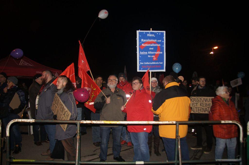 Albstadt: Zwischen Höllenfürst und engagierten Omas - Schwarzwälder Bote