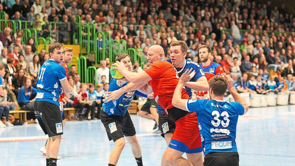 Handball: Siegesserie reißt im Derby - Handball - Schwarzwälder Bote