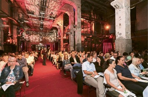 Vortragsreihe Denkanstöße präsentiert auch 2019 Top-Referenten im Rottweiler Kraftwerk