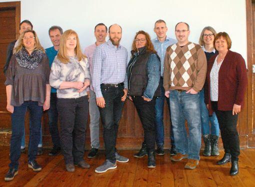 Der Liste Bürger für Baisingen gehören 13 Kandidaten an.  Foto: privat Foto: Schwarzwälder Bote