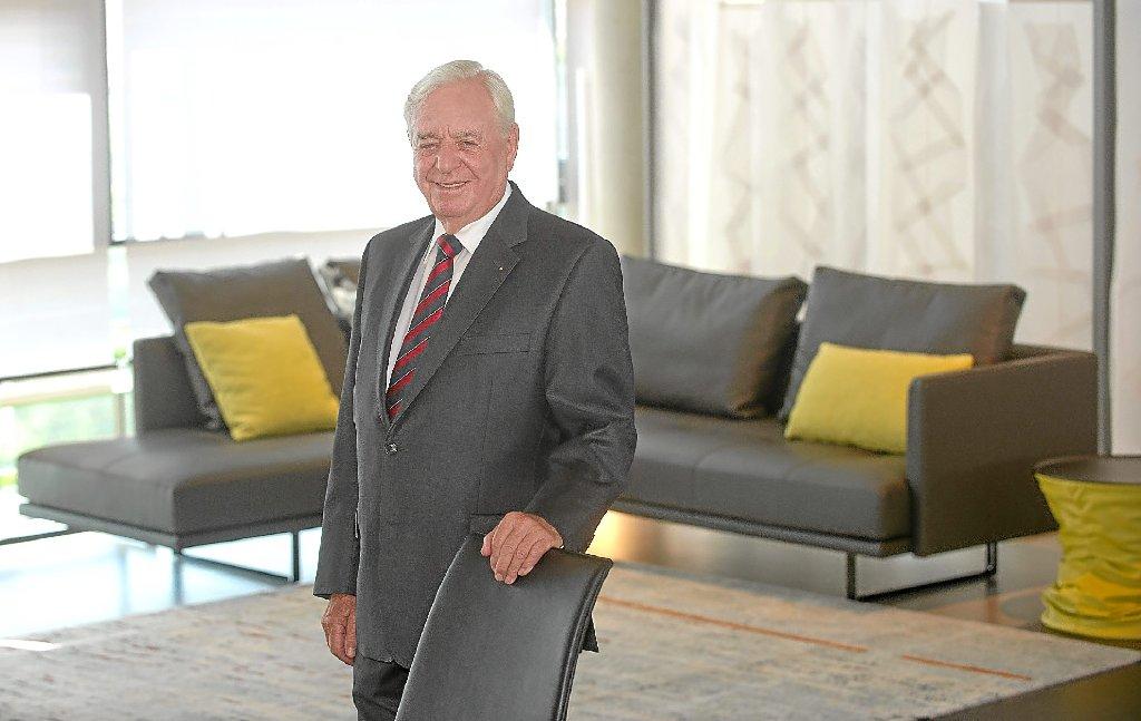 Nagold Rolf Benz Feiert Seinen 80 Geburtstag Nagold