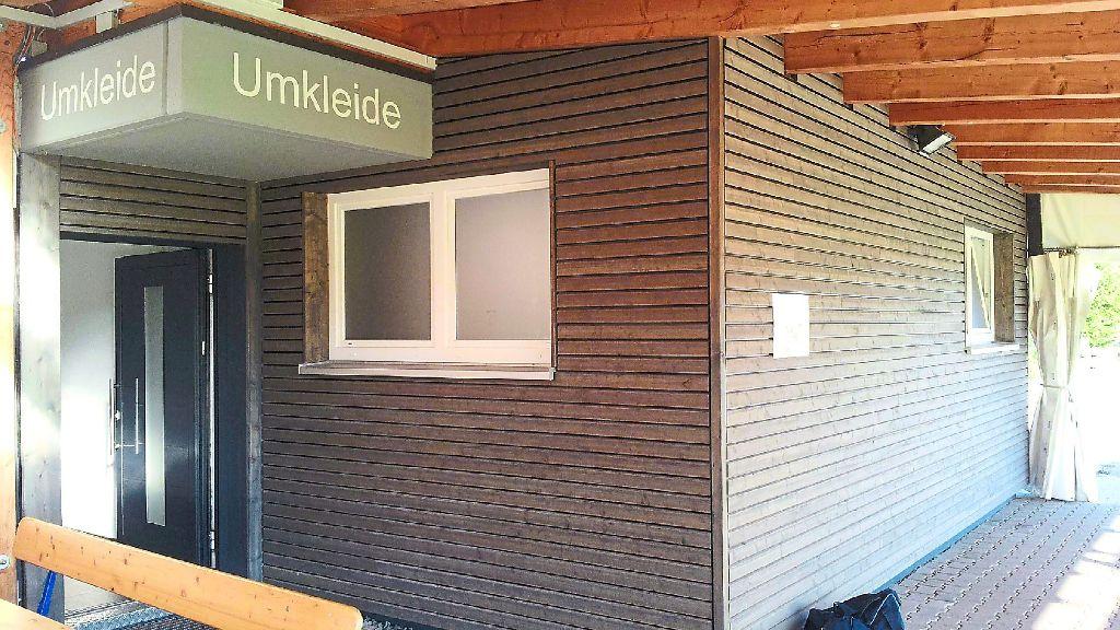 f r viele pluspunkte bei der preisvergabe hat sicherlich der hohe eigenanteil beim sportheim. Black Bedroom Furniture Sets. Home Design Ideas