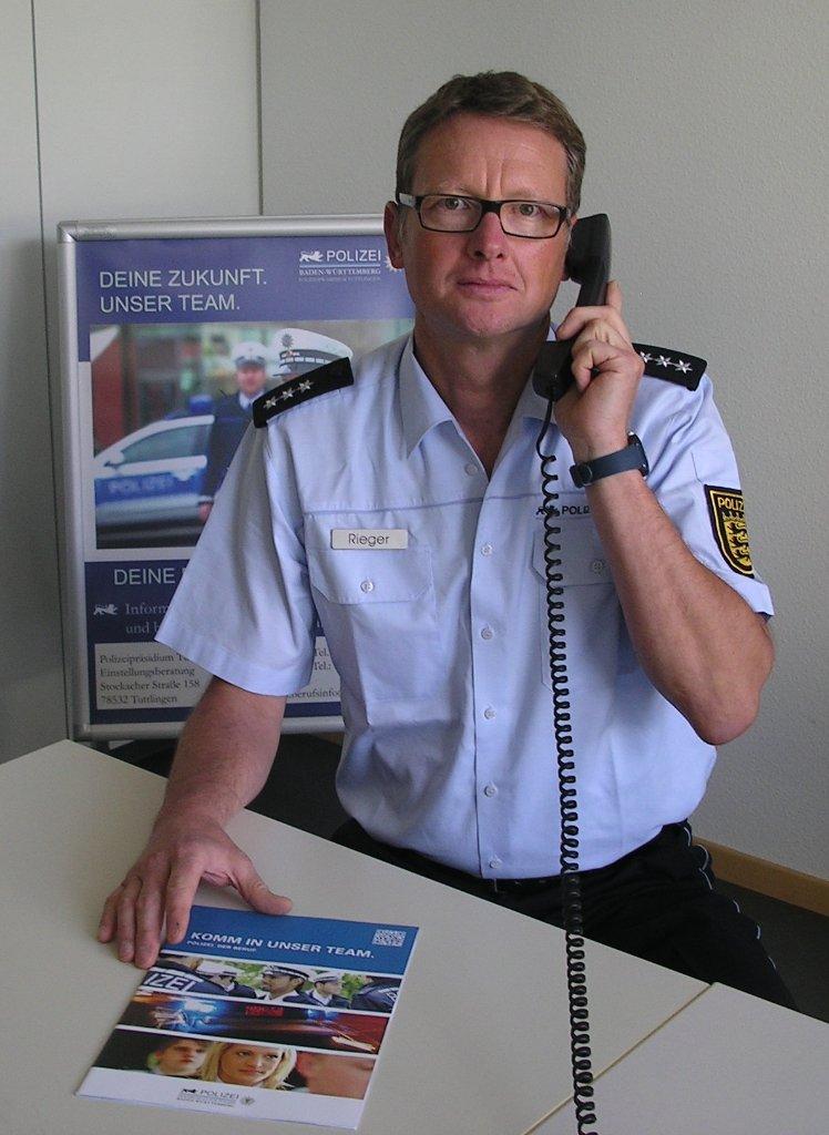Branchencheck Karriere Bei Der Polizei Beruf Karriere