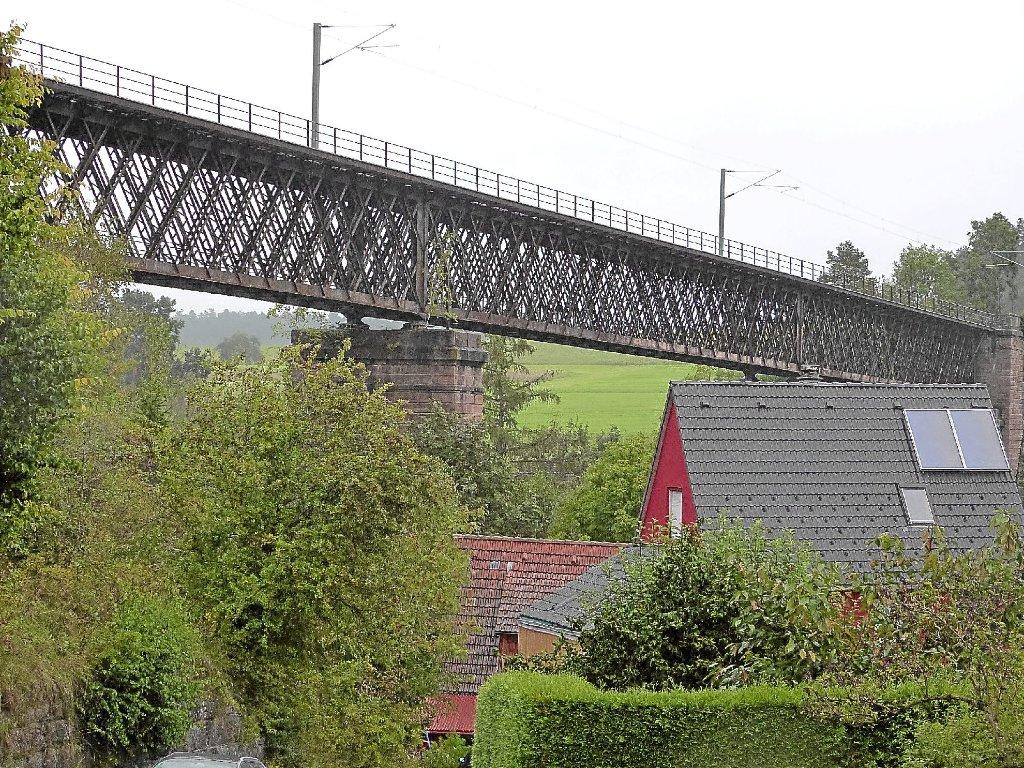 Freudenstadt droht eisenbahnviadukten das aus for Fachwerkkonstruktion stahl