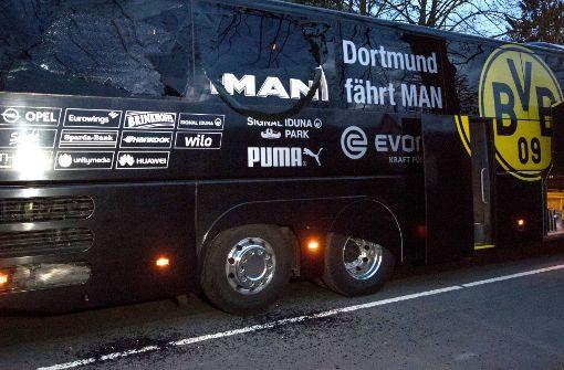 Sergej W. wird vorgeworfen, einen Anschlag auf den Mannschaftsbus von Borussia Dortmund verübt zu haben. Foto: dpa