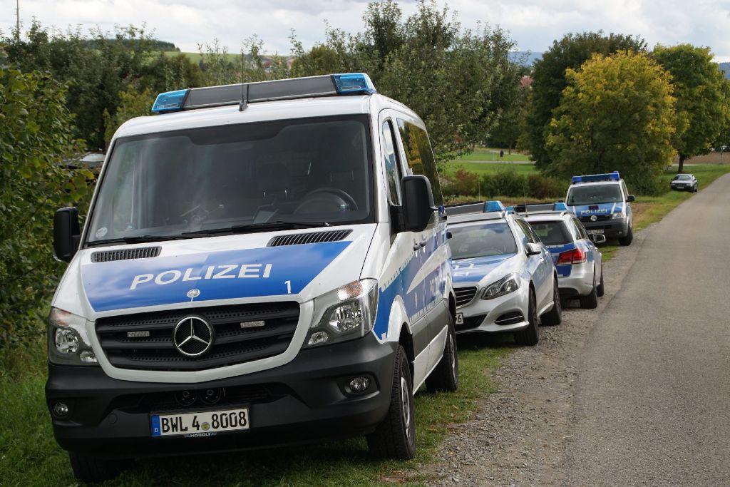 Weiter Suche nach Flüchtigem bei Villingendorf