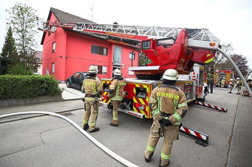 Fünf Monate nach einem tödlichen Brand in Villingen-Schwenningen wird gegen die Mutter des 13-Jährigen ermittelt, der dabei ums Leben kam. Foto: Eich