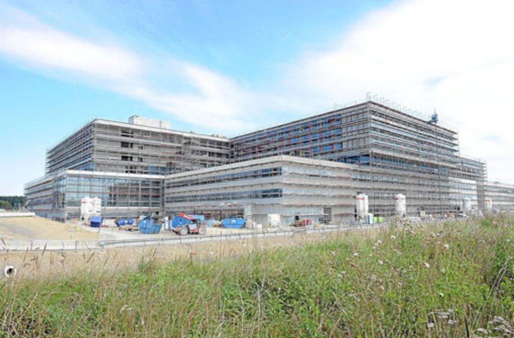 Villingen-Schwenningen: Neubau bringt Personal in Doppelstadt ...