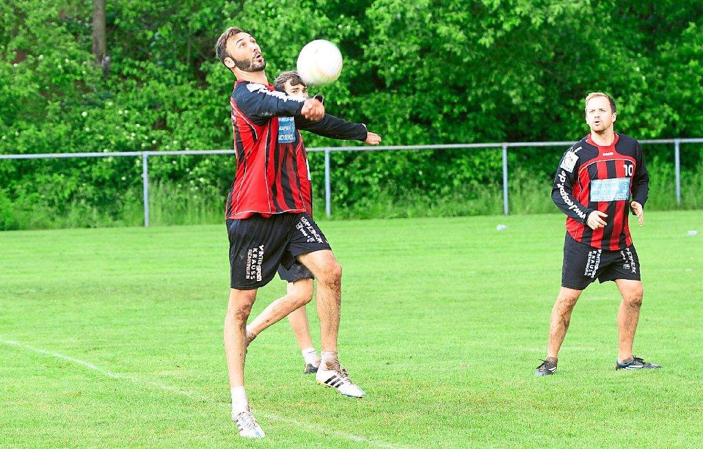Faustball: Alexander Bäuerle: Aufstieg ist klares Ziel