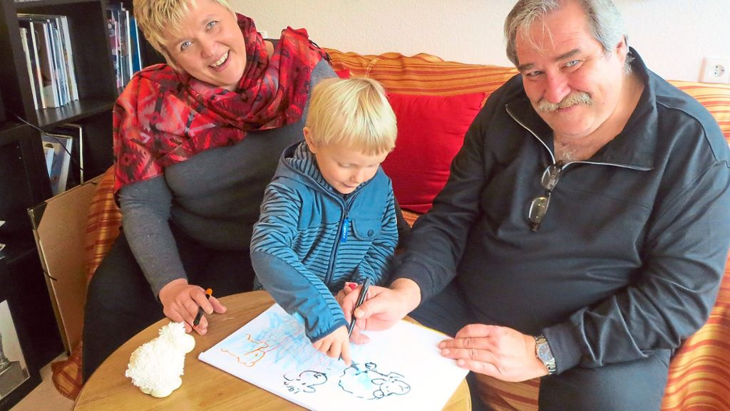 Haigerloch: Kunst am Turm ist nun mittendrin - Haigerloch - Schwarzwälder Bote
