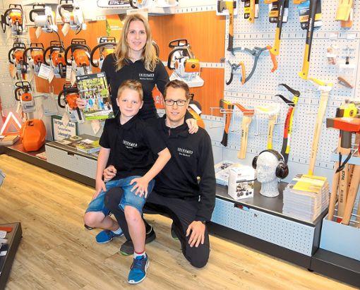 Ende November startet der Kölner Fernsehsender RTL einen Spendenmarathon. Die Familie Eberhard aus Wolfach-Halbmeil wird dabei sein. Foto: Jehle