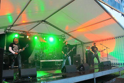 Get into gear aus Geislingen sind Headliner am ersten Konzerttag.  Archivfoto: Dillmann Foto: Schwarzwälder Bote