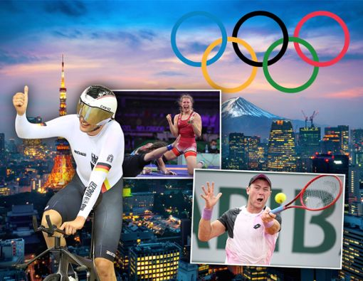 Olympische Spiele 2021 Perfekt Das Ist Unser Trio Fur Tokio Sport Schwarzwalder Bote