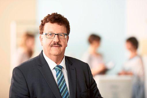 Hans-Joachim Fuchtel bleibt Parlamentarischer Staatssekretär, wechselt aber das Ressort. Foto: CDU