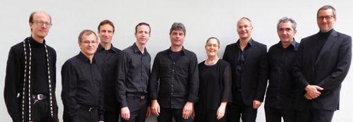 Das Ensemle Sur Plus spielt anlässlich des SWR-Reihe Jetzt-Musik in Rottweil  Foto: Ensemble SurPlus Foto: Schwarzwälder Bote