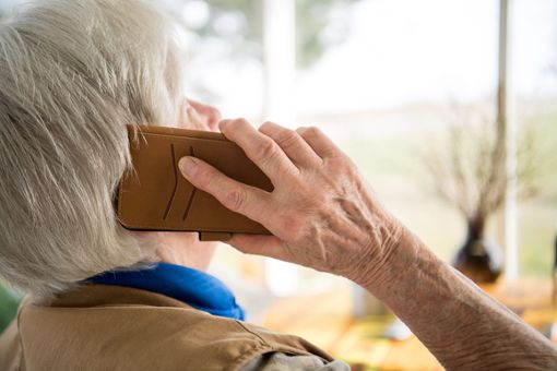 Die Betrüger meldeten sich telefonisch bei meist älteren Personen und erkundigten sich nach Wertgegenständen. (Symbolfoto) Foto: dpa
