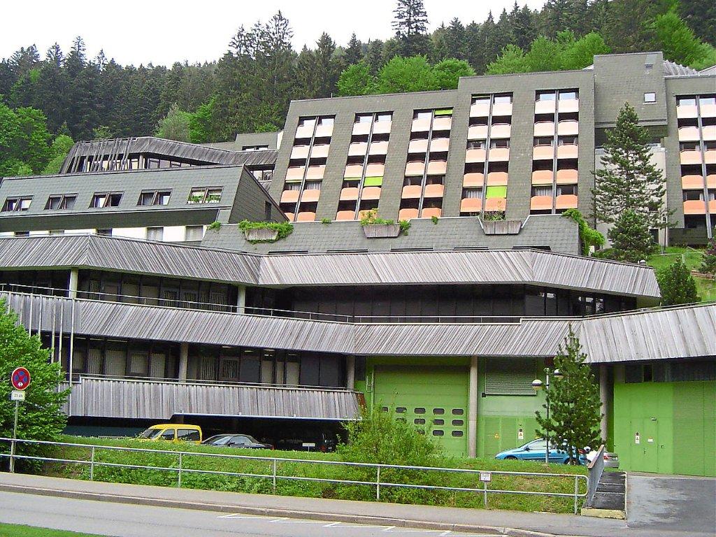 Kurklinik Bad Rippoldsau