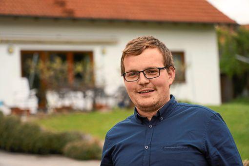Das gute Miteinander in Eutingen und genügend Raum und Angebote für junge Menschen und Senioren sind Alexander Schweizer genauso wichtig wie ein funktionierender ÖPNV.  Foto: Engelhardt Foto: Schwarzwälder Bote